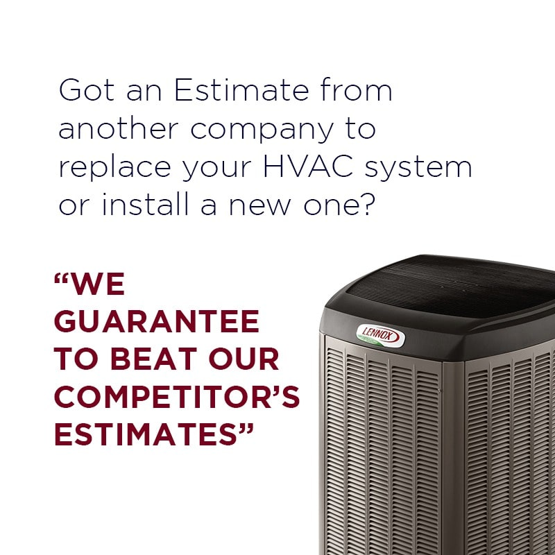 A guarantee for your HVAC installation