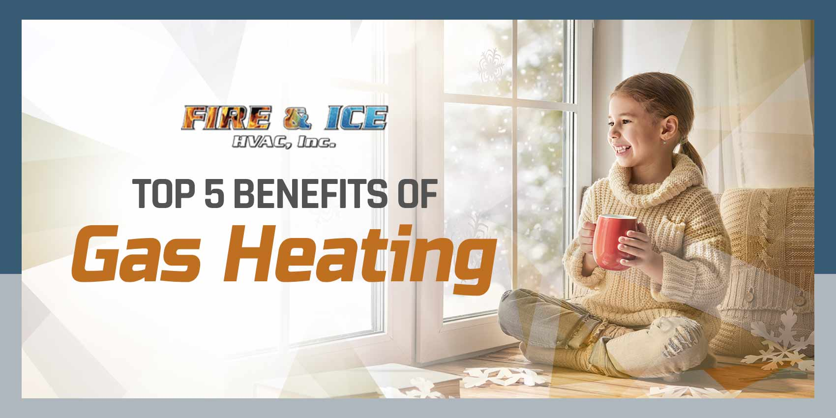 Top 5 Benefits of Gas Heating