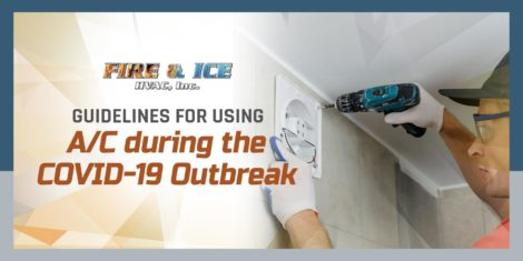 Guidelines for Using A/C During the COVID-19 Outbreak
